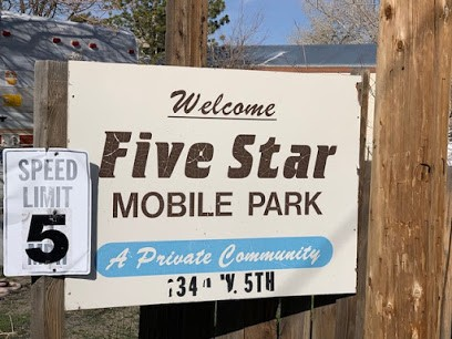 Five Star Mobile Home Park