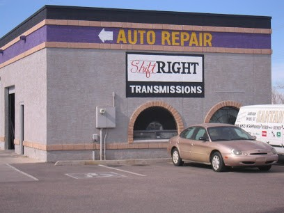 Shift Right Automotive and Transmission Repair