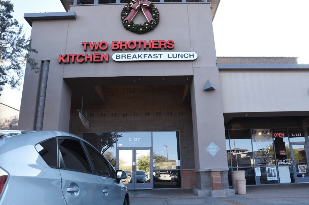 two brothers kitchen